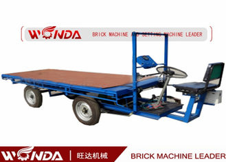China Electric Green Brick Cart without Board in Clay Brick Plant with natural drying process supplier