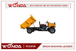 Color Optional Mini Truck Dumper?Steel Material Strong Carrying Ability